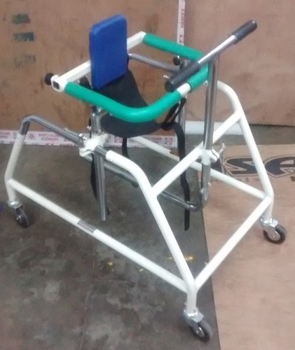 C.P. WALKER (Junior) With Seat, Back-Support & Leg Divide