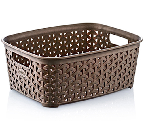 Rattan Big Pratical Basket