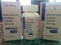Abiron abiraterone acetate 250 mg tablets