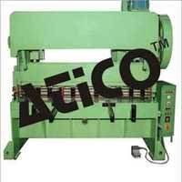 Pneumatic Shear Machine