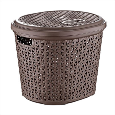 Oval Rattan Multi-Use Basket (15 lt)