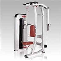 Seated Straight Arm Clip Chest Machine