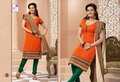 Embroidery Silk Suits