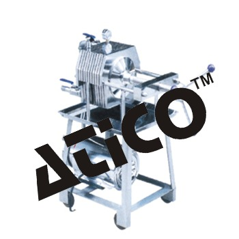 Plate  Frame Filters Press