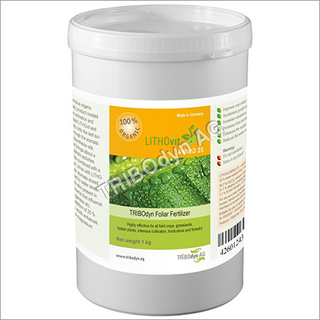 Lithovit Amino 25 - Tribodyn Foliar Fertilizer