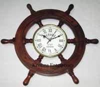 Victoria Wheel Clock