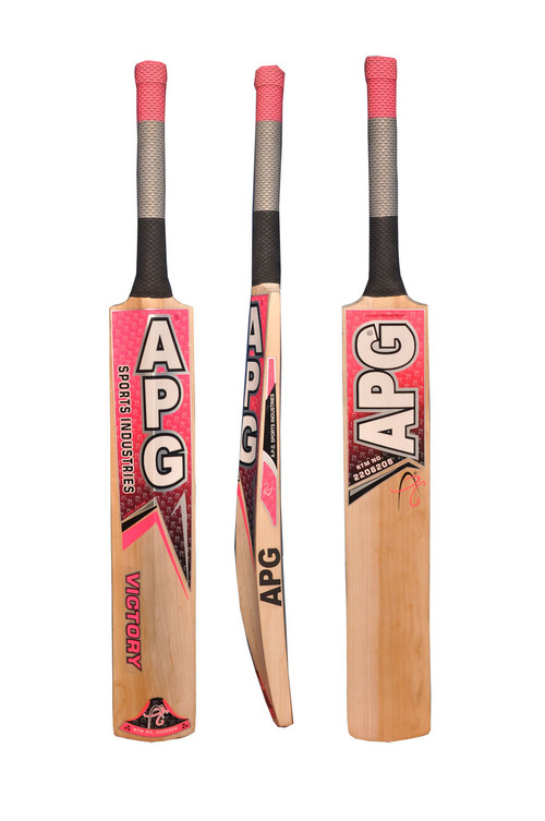 APG ENGLISH WILLOW CRICKET BAT (VICTORY)