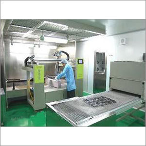 6-axis Robot Painting Plant