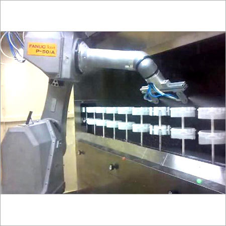 Gun-fixed Automatic Spray Painting Line