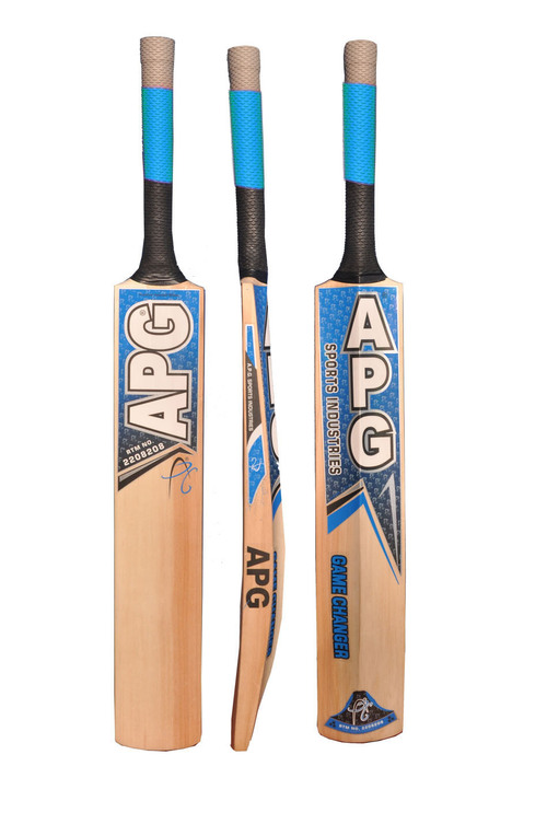 APG ENGLISH WILLOW CRICKET BAT (GAME CHANGER)