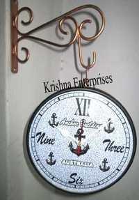 Anchor Style Wall Clock