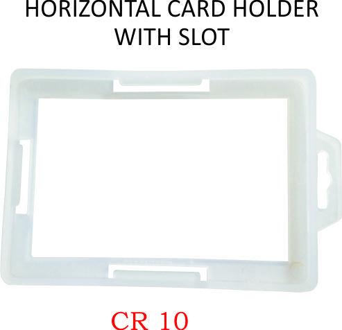 ID Card Holder Moulded
