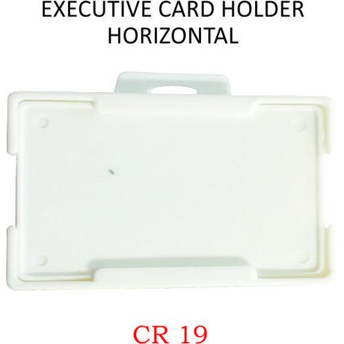 EXECUTIVE CARD HOLDER HORIZONTAL