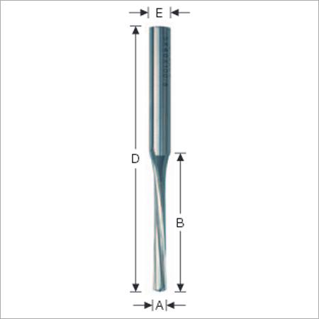 Milling Cutters Bits HSS E