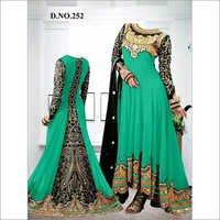 Rama Green anarkali