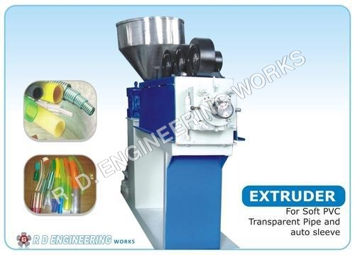 Transparent Water Pipe Making Machine