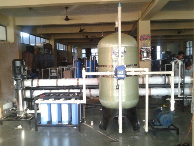 10000 liter per hour Industrial RO Plants