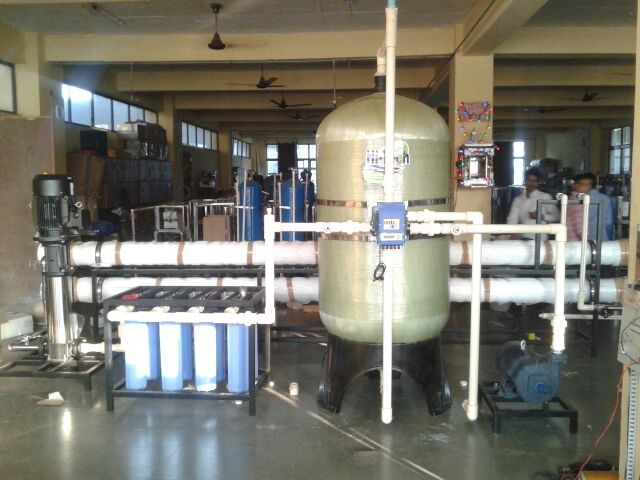 10000 liter per hour Industrial RO Plants