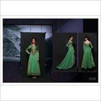 Rama green with Heavy work