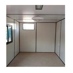 Interior of Portable cabin