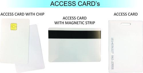 ACCESS CARD's