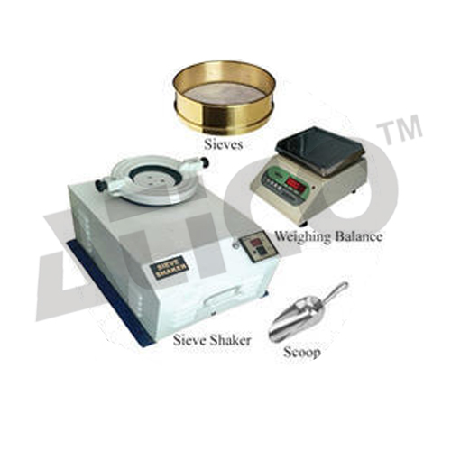 Particle Size Analysis Testing Kit