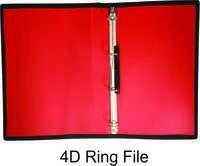 4D RING FILE