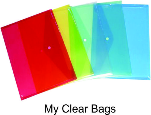 MY CLEAR BAGS