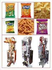 KURKURE TYPE SNACKS PACKING MACHINERY URGENT SALE IN KANPUR UP