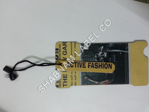 Imported Jeans Tags