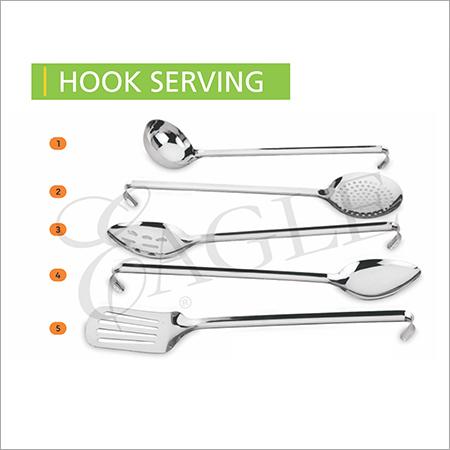 SS Hook Handle Spoon