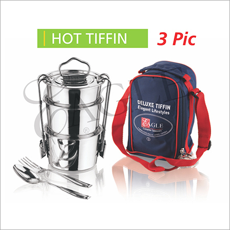 Stainless Steel Hot Tiffin