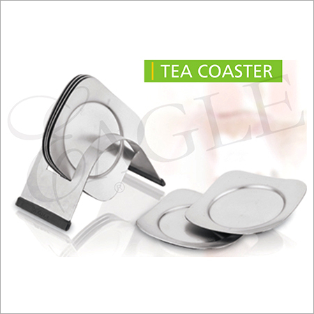 SS Tea Coaster