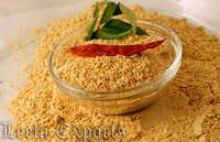 Dhall Rice Powder Paruppu Podi / Kandi Podi / Toor Dal Powder