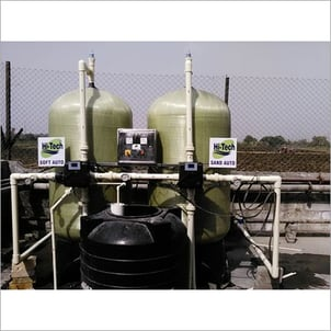 Fully Automatic Water Softeners