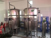 Industrial RO Plant 3000 to 10000 LPH