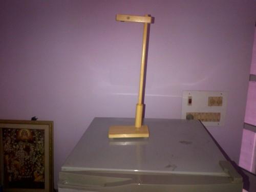 Burette stand wooden