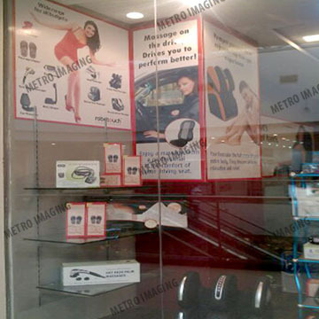 Inshop Brandings Boards
