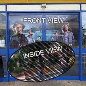 Window Graphics Advertisement