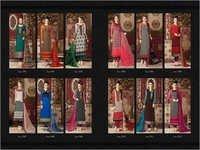RAAGA-11(JHELUM) Straight Salwar Kameez Suit