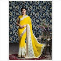 Aesthetic pattern sarees