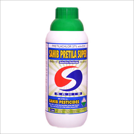Pretilachlor 37% EW