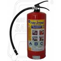 Fire Extinguisher Stored Pressure