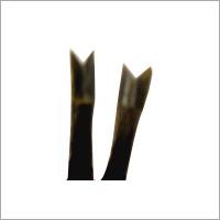 V - Shape Remy Glues Hair