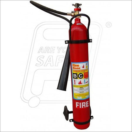 Fire Extinguisher CO2 Type