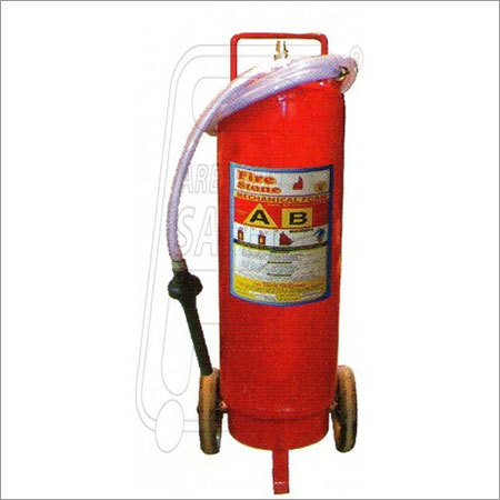 Trolley Mounted Mechanical Foam Fire Extinguisher