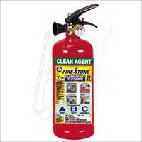 Fire Extinguisher Clean Agent