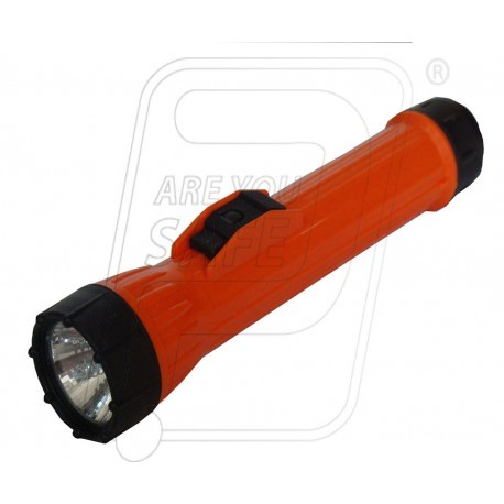 Flamproof Safety Torch