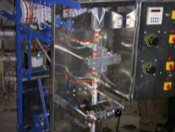 Pepsi cola packing machine