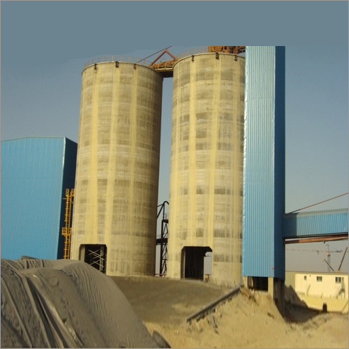 Silo Feeding Extraction System